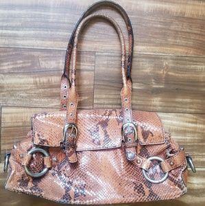 ADRIENNE VITTADINI snake bag